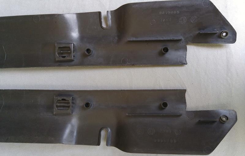 Upper Side Window Interior-Seat Belt Retainers For Sale Upper_13