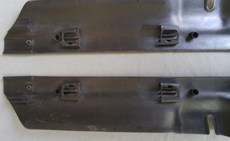 Upper Side Window Interior-Seat Belt Retainers For Sale Upper_14
