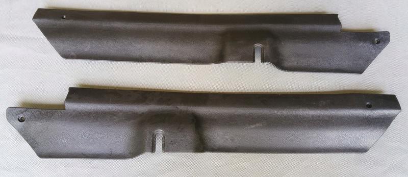 Upper Side Window Interior-Seat Belt Retainers For Sale Upper_15