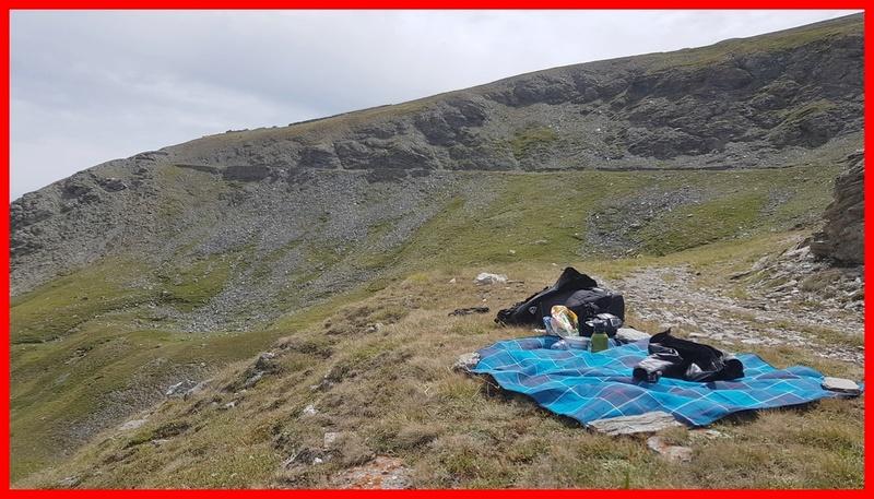 [BMW GS 650 DAKAR] Mes deux voyages en montagne  20170812