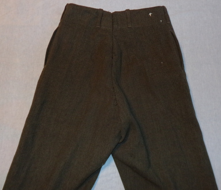 Canadian trousers BD type to identify 102_5011
