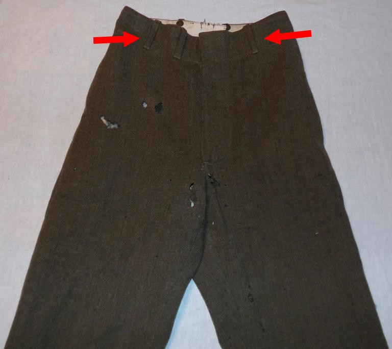 Canadian trousers BD type to identify 102_5013