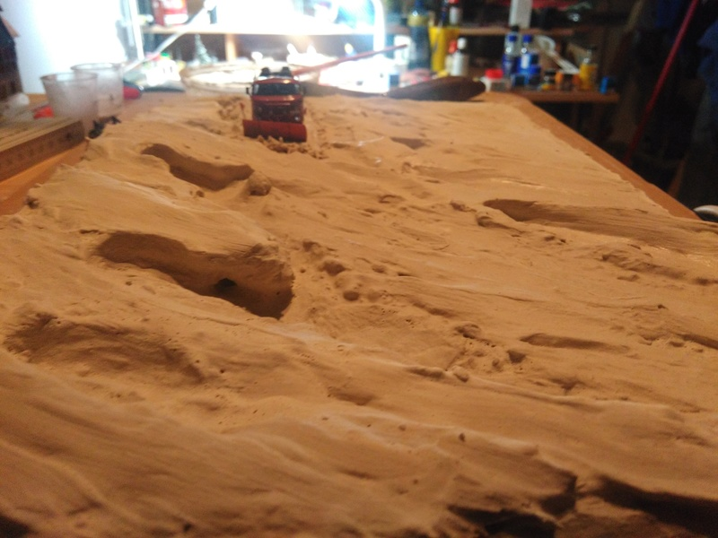 Diorama Schneesturm  Img_2061