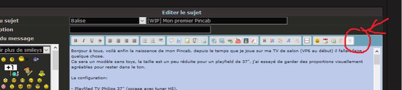 """[WIP] Mon premier Pincab """"Ghostbusters"""". Sans_t10"""