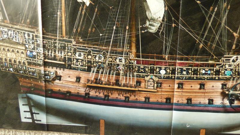 Sovereign of the Seas : Partie-2 (Altaya 1/84°) par DAN13000 - Page 38 P1000827