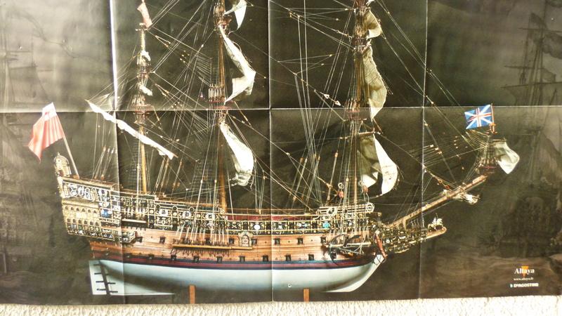 Sovereign of the Seas : Partie-2 (Altaya 1/84°) par DAN13000 - Page 38 P1000828