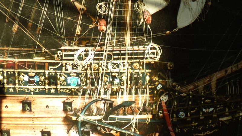 Sovereign of the Seas : Partie-2 (Altaya 1/84°) par DAN13000 - Page 38 P1000829