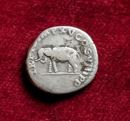 Denier Titus Vespasien Titus_10