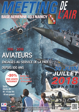 Meeting à la base aérienne 133 de Nancy Ochey 2018-a10