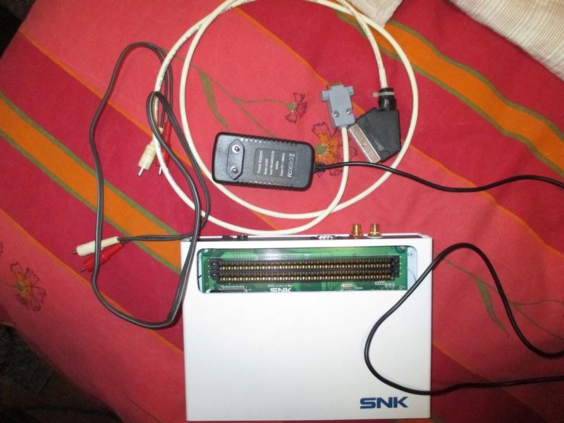 Slot MVS -VS- Sony Trinitron Img_1853