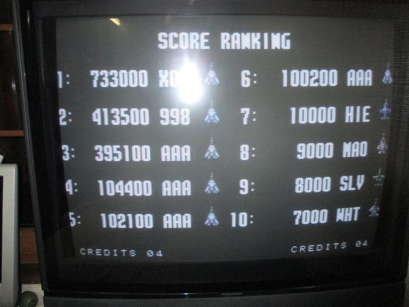 [SONIC WINGS 2] Hi Score Img_2063