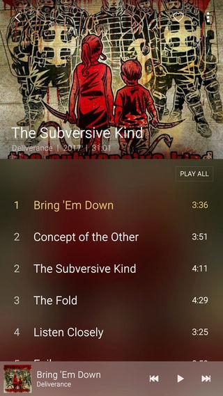 Deliverance - The Subversive Kind Screen12