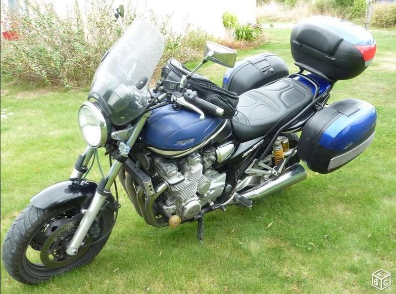 Les 2 sont vendus XJR 1300 SP 2003 et cbr 954... 14469610