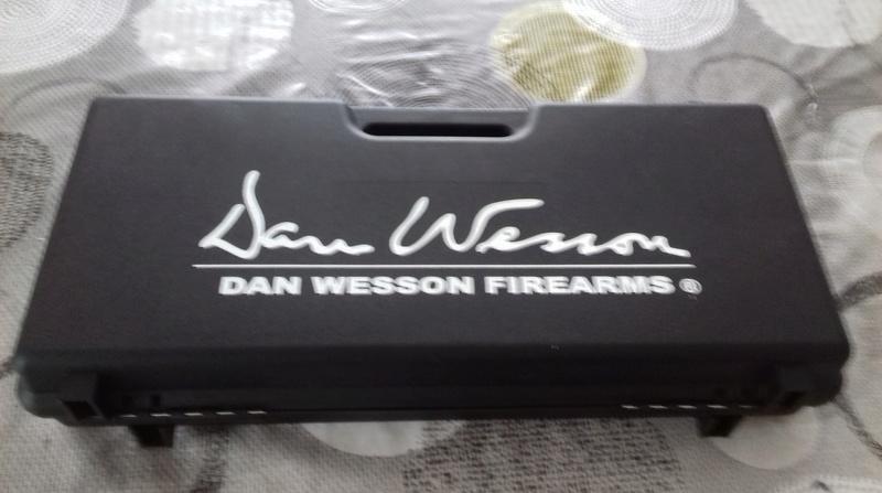 """Mon Dan wesson 6"""" 20180512"""