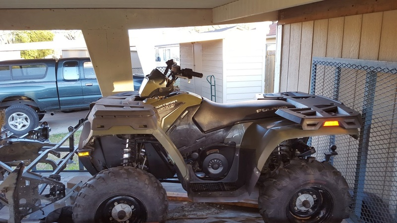 ATV owners  500110