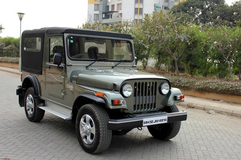 Mahindra Roxor jeep side by side  Thar10