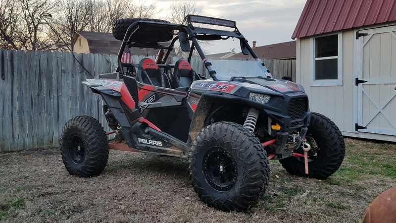 Getting the RZR ready for some wheeling Xp100012