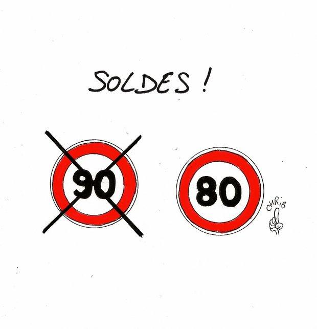 [Édito] Sécurité et 80 km/h : Si on arrêtait de tomber dans le panneau ?  A129