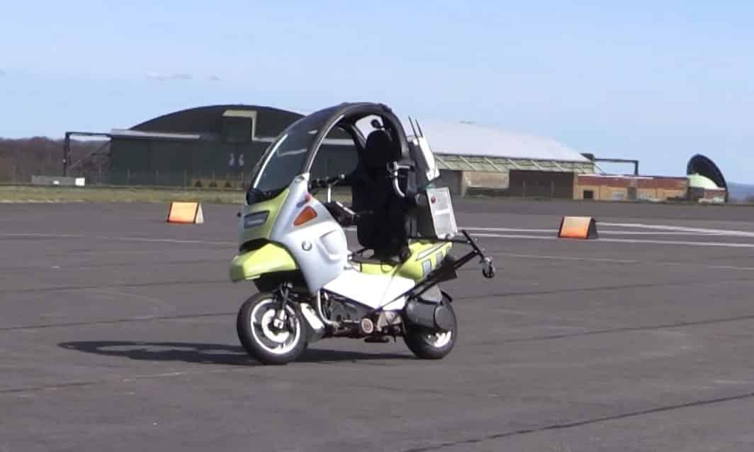Un C1 autonome. A146