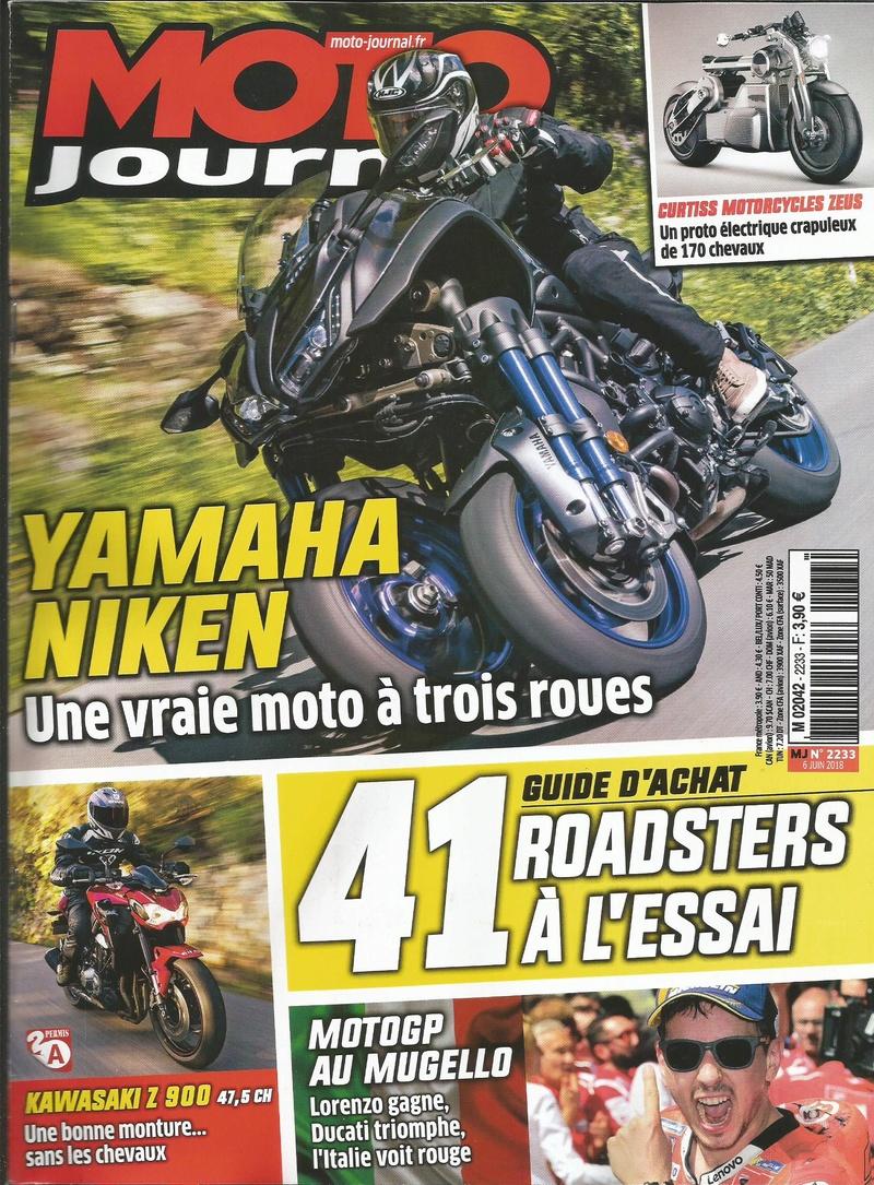 Le trois roues Yamaha NIKEN - Page 4 Mj129