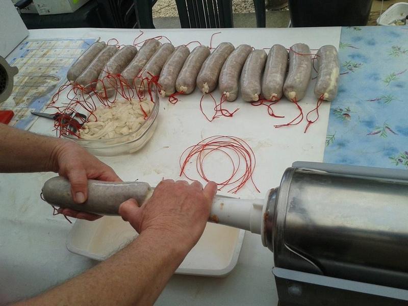 Saucisson de Ménage(Porc) Endoss11