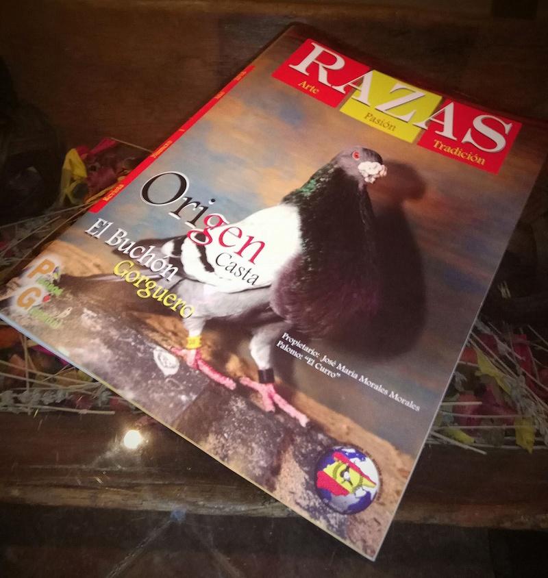 Nueva Revista de Buchones de Raza 27356410
