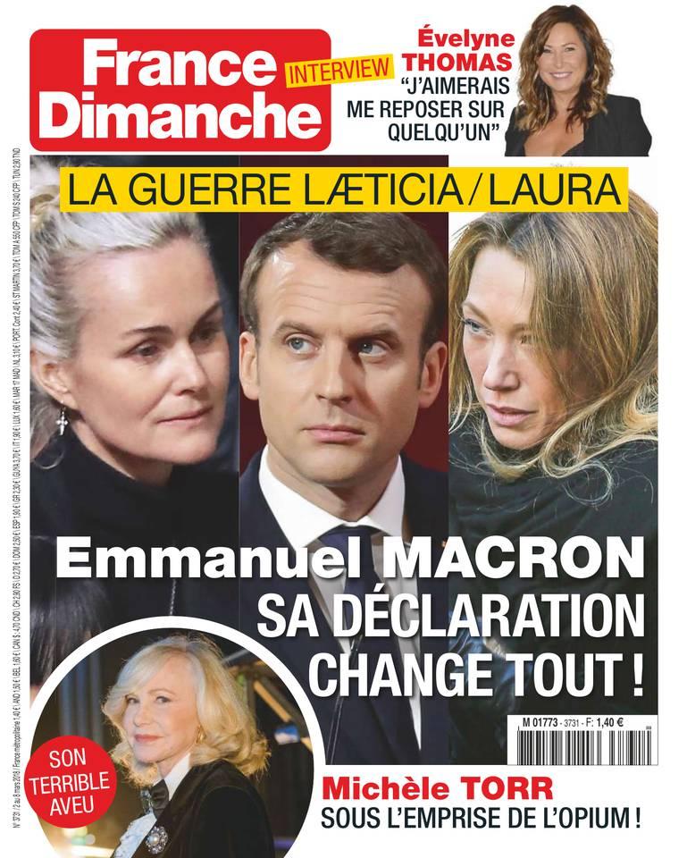 France Dimanche  - Page 2 France10