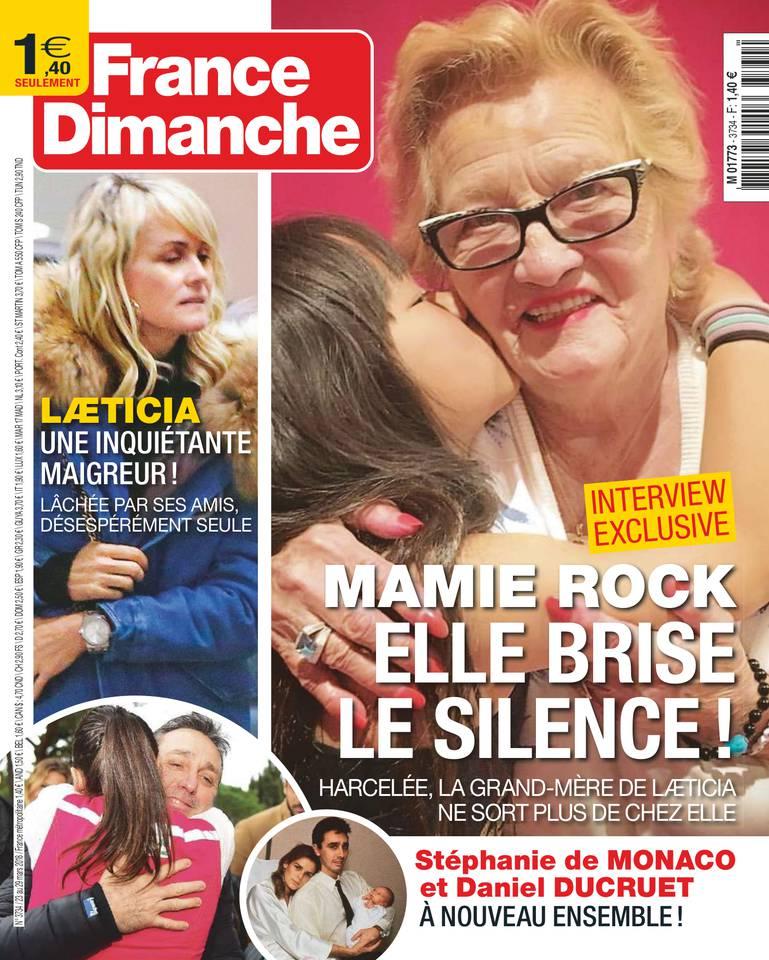 France Dimanche  - Page 2 France12