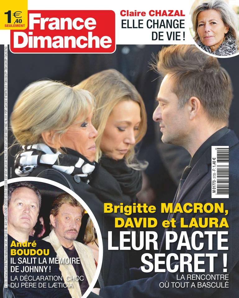 France Dimanche  - Page 2 France14