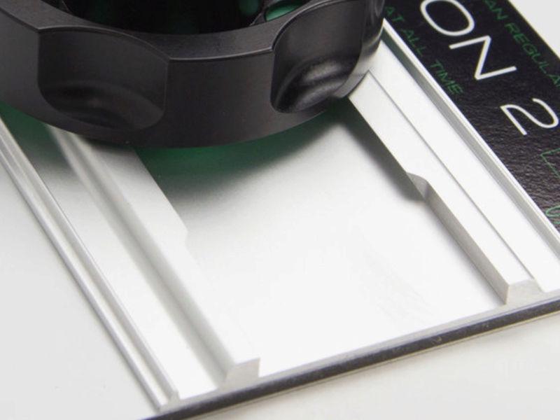 [Bricolage] Usinage rail aluminium... 04a8b010