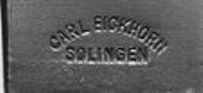 Couteau de combat/ fausse baionnette allemande 14/18. 98-05_11