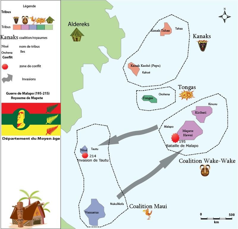 Royaume de Mapete/Pule'anga Fakatu'i 'o Mapete Carte_10