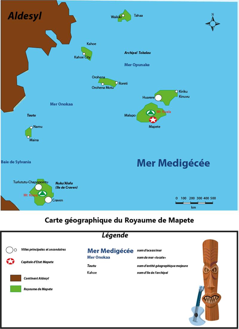 [OCGC] Demandes de pays ou de territoires Carteg13
