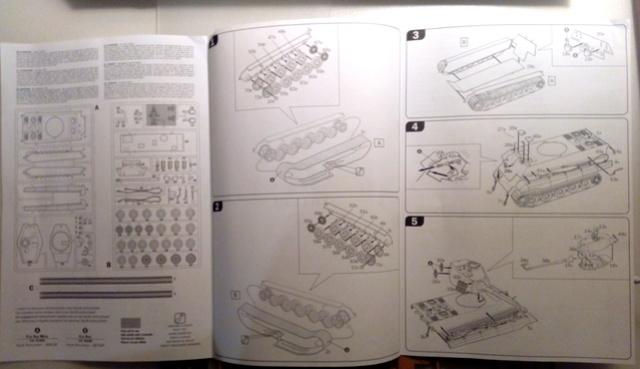 Sd.Kfz. 182 - Pz.Kpfw. VI King Tiger - Italeri - 1/72 0213