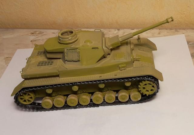 Panzerkampfwagen IV Ausf.H - ESCI - 1/72 0312