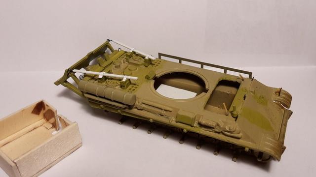 Bergepanther SdKfz 179 Auf M  ( Armourfast 1/72 )  13-11_11