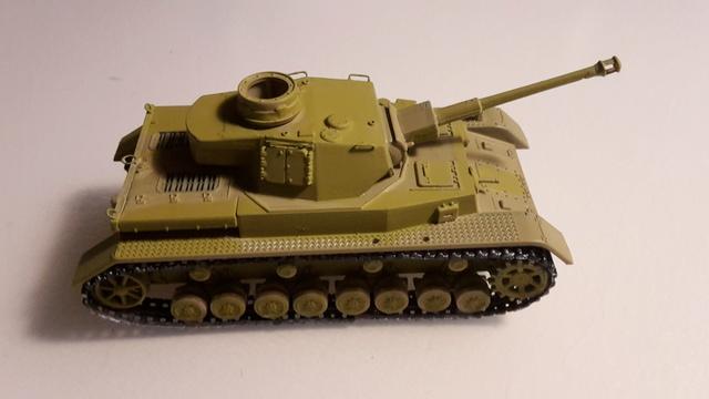 Panzerkampfwagen IV Ausf.H - ESCI - 1/72 20180216