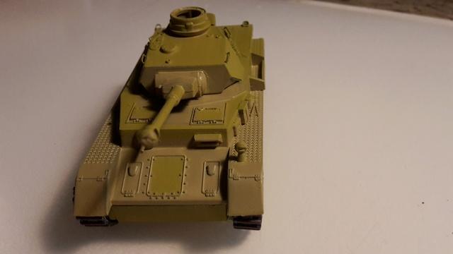 Panzerkampfwagen IV Ausf.H - ESCI - 1/72 20180217