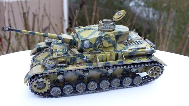 Panzerkampfwagen IV Ausf.H - ESCI - 1/72 20180228