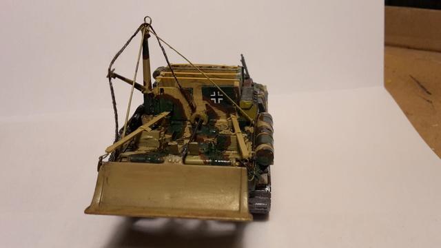Bergepanther SdKfz 179 Auf M  ( Armourfast 1/72 )  21-11-11