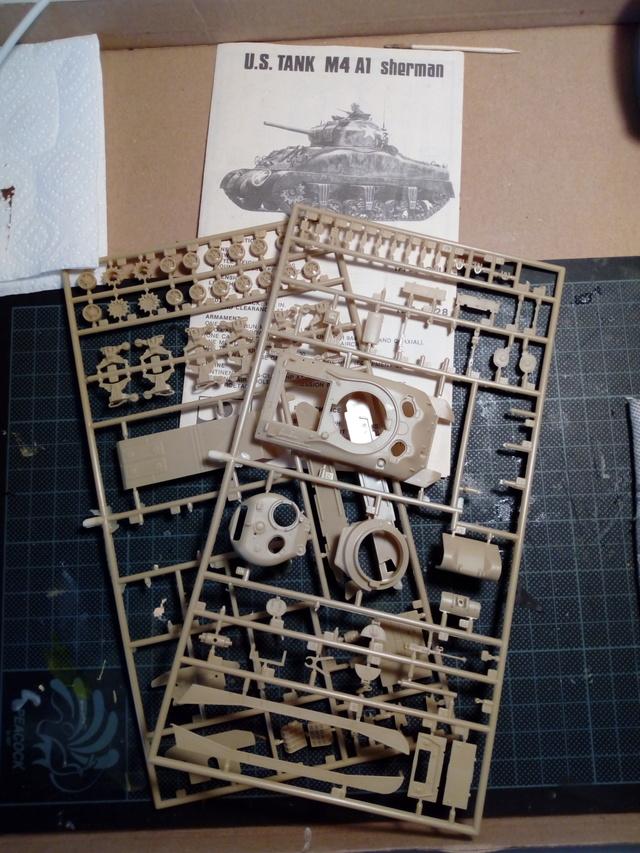 Beutepanzer M4 A1 -- Esci 1/72  Beute_10