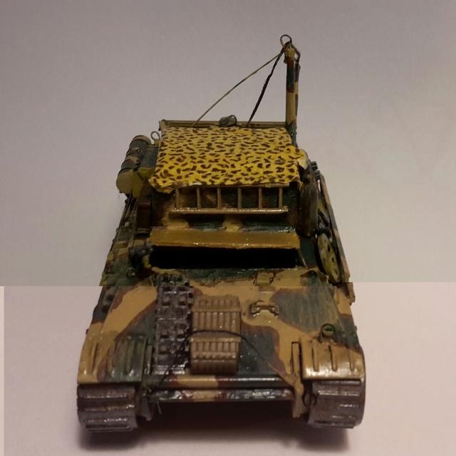 Bergepanther SdKfz 179 Auf M  ( Armourfast 1/72 )  Fini_l10