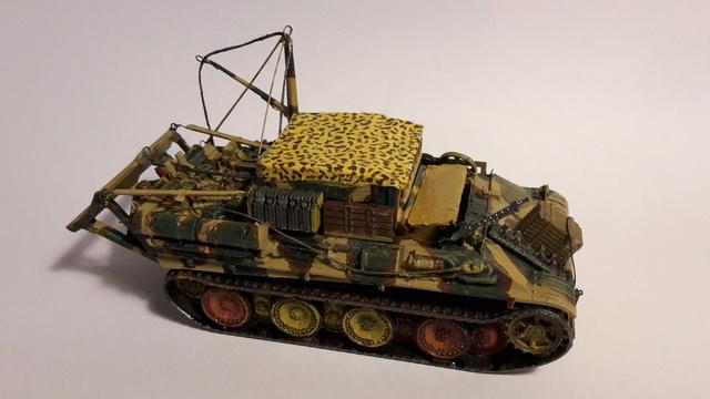 Bergepanther SdKfz 179 Auf M  ( Armourfast 1/72 )  Fini_l11