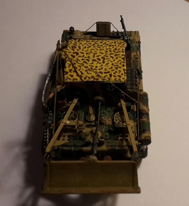 Bergepanther SdKfz 179 Auf M  ( Armourfast 1/72 )  Fini_l12