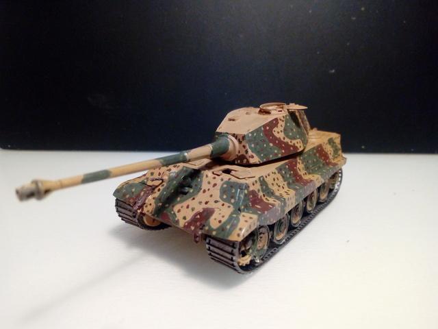 Sd.Kfz. 182 - Pz.Kpfw. VI King Tiger - Italeri - 1/72 Img_2037