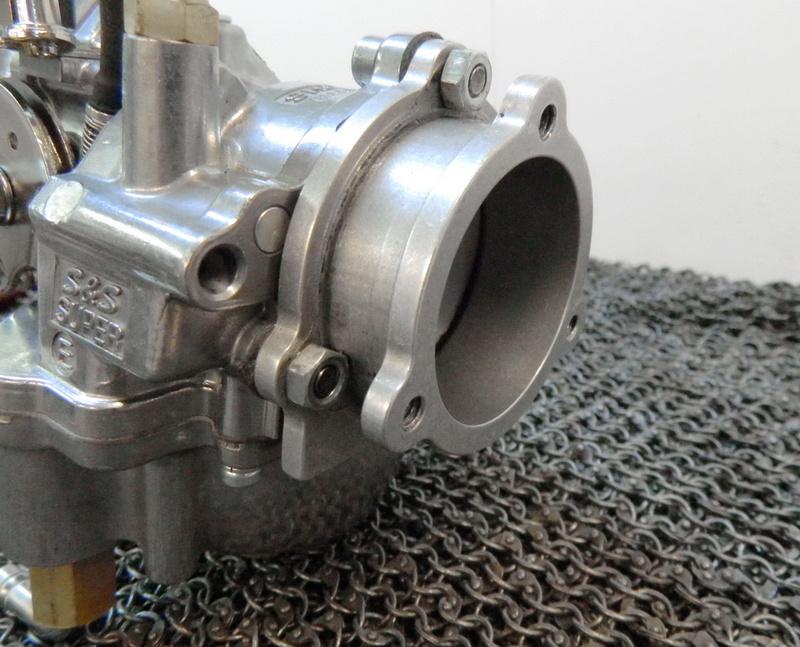 Carburateur S&S pour Harley Shovelhead (Vendu) Dscn0110