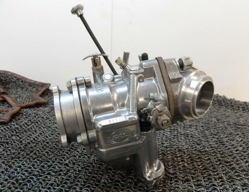 Carburateur S&S pour Harley Shovelhead (Vendu) Dscn0111