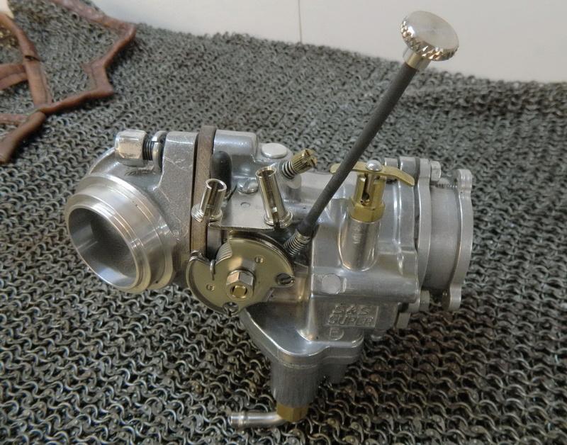 Carburateur S&S pour Harley Shovelhead (Vendu) Dscn0113