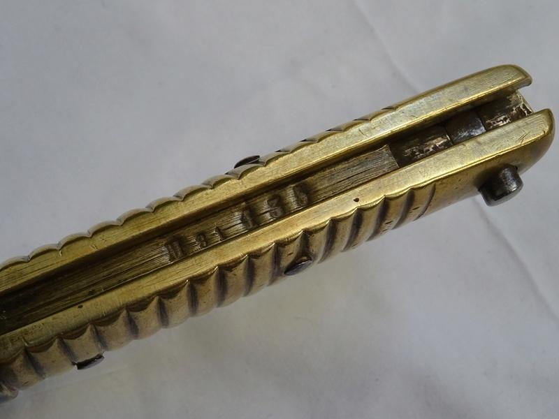 Sabre-baïonnette pour fusil Remington Dsc05323