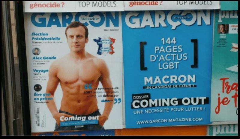 Le sondage ODOXA Fake News - nouvelle escroquerie institutionelle  Macron15